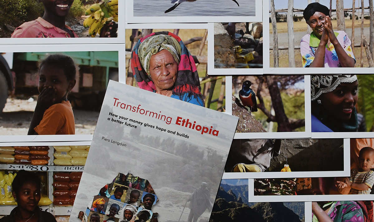 We Have A Number Of Lovely Greetings Cards Featuring Photographs Taken During Our Trips To Ethiopia Would Love Send You Pack For Free
